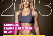 Fitness / by Leah Schuch
