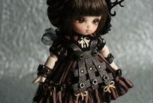 BJD: small / Small ball jointed dolls