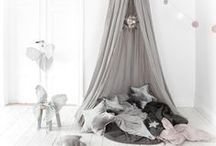 home:kids rooms / by Erica Litsberger