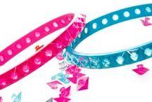 Glambands - Bracelets / Bracelets with studded