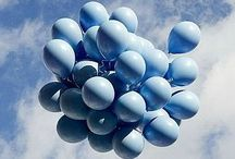 balloons / Freedom and Happiness / by Giselle Bassi