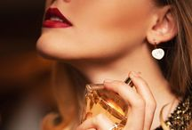 scent of a woman / Fragrances / by Giselle Bassi