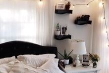 To Live In / Interior decor for the Martha Stewart/Tumblr brat in us all