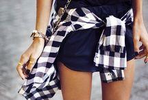 Clothes I need  / by Sam Laffey