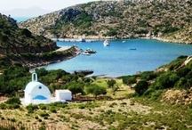 Lipsi Island / Our Inspiration - Beautiful Island of Lipsi, Greece  / by Lipsi Cosmetics