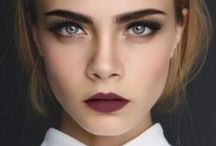To Beautify / alt. title: in pursuit of becoming Cara Delevingne