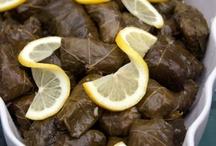 Greek Diet / Traditional Greek Food / by Lipsi Cosmetics