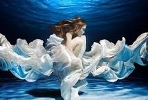 Underwater Couture / Photos taken underwater / by Lipsi Cosmetics