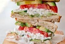 Recipes - Sandwiches, Wraps, Burgers