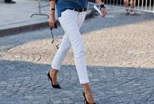 Forever in White Jeans, Babe. / sorry, Neil. / by Leslie Kane