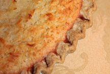 Recipes - Sweets - Pies, Tarts & Cobblers