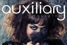 Auxiliary Magazine / Fashion, music, lifestyle, and beauty photographs and layouts from Auxiliary Magazine. www.auxiliarymagazine.com