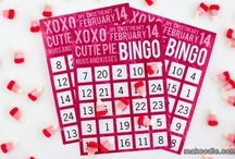 """FREE Valentine's Day Printables / """"Oh how I want to be free, Baby. Oh how I want to be FREE."""" QUEEN, I Want to Break Free"""