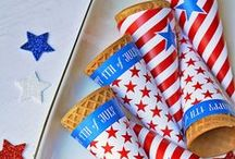 """FREE Fourth of July Printables / """"Oh how I want to be free, Baby. Oh how I want to be FREE."""" QUEEN, I Want to Break Free"""