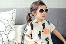 Girlie fashion / #Fashion #trends for girls. Very nice brands for #kids