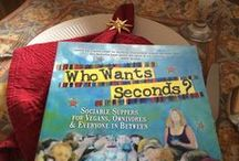 """""""Who Wants Seconds?"""" / Recipes and good cheer around the kitchen table. Easy recipes for any supper."""
