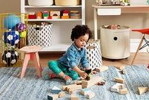 Toys storage / Clever ideas for toy storage