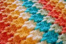 Crochet - Stitches and Tutorials