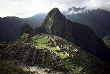 Unesco World Heritage Sites / by Flora Herbert