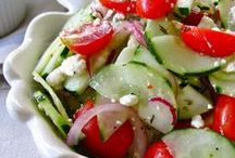 Recipes: Sides, Soups and Salads