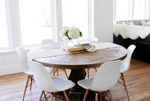 | DINING | / Dining Room Inspiration