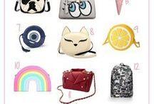 Bolsas diferentes / Bolsas lindas e diferentes