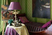 green  room / by Denise Fox Eskridge