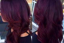 hair / by Jordanne Batten