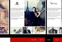 Web design / by Sheree Hannah