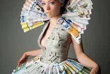 Paper sculpture / by Jen