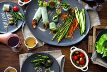 Catering IDeAs / by Tiffany Hammer