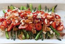 Salads / by Inbar Lilah coriat