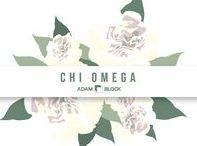 Chi Omega / ΧΩ Sorority