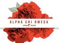 Alpha Chi Omega / ΑΧΩ Sorority