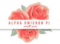Alpha Omicron Pi / ΑΟΠ Sorority