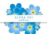 Alpha Phi / ΑΦ Sorority