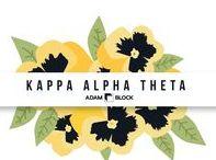 Kappa Alpha Theta / ΚΑΘ Sorority