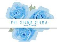 Phi Sigma Sigma / ΦΣΣ Sorority