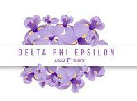 Delta Phi Epsilon / ABD for DPhiE!