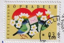 Postage Stamps I Want
