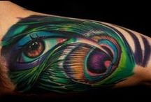 All things Tattoo'd / by Shannon Stratton