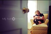 Lifestyle Newborn Photography / by Pamela Tuckey Photography