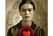 Frida y su universo / Frida Kahlo y su universo. Fotos, arte, México, cultura.