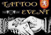 Tattoo Event 2016 Jaroměř / Festival tetování www.facebook.com/runwaytattoo
