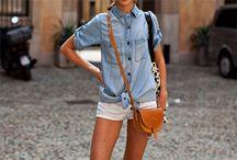 Wardrobe Inspiration / by Jenny Peñas