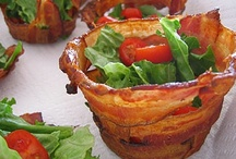 Unbreaded / Low carb, paleo, and otherwise grain-free recipes.  / by Tracey Fox