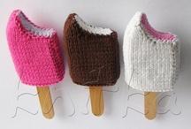 knit 1, crochet 1 / Knitting and crocheting cute random items!