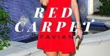 Red Carpet Love / Faviana styles on Hollywoods Red Carpet.