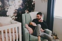 Nurseries, Babies, & Such / First came Love, then came Marriage, then came Baby and my Chic Nursery Inspiration.