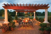 Outdoor Lighting / Enhance the function, safety, and beauty of your outdoor living space. / by PoolSpaOutdoor.com
